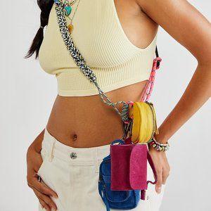 Free People FP Collection Bijou Bag Clip
